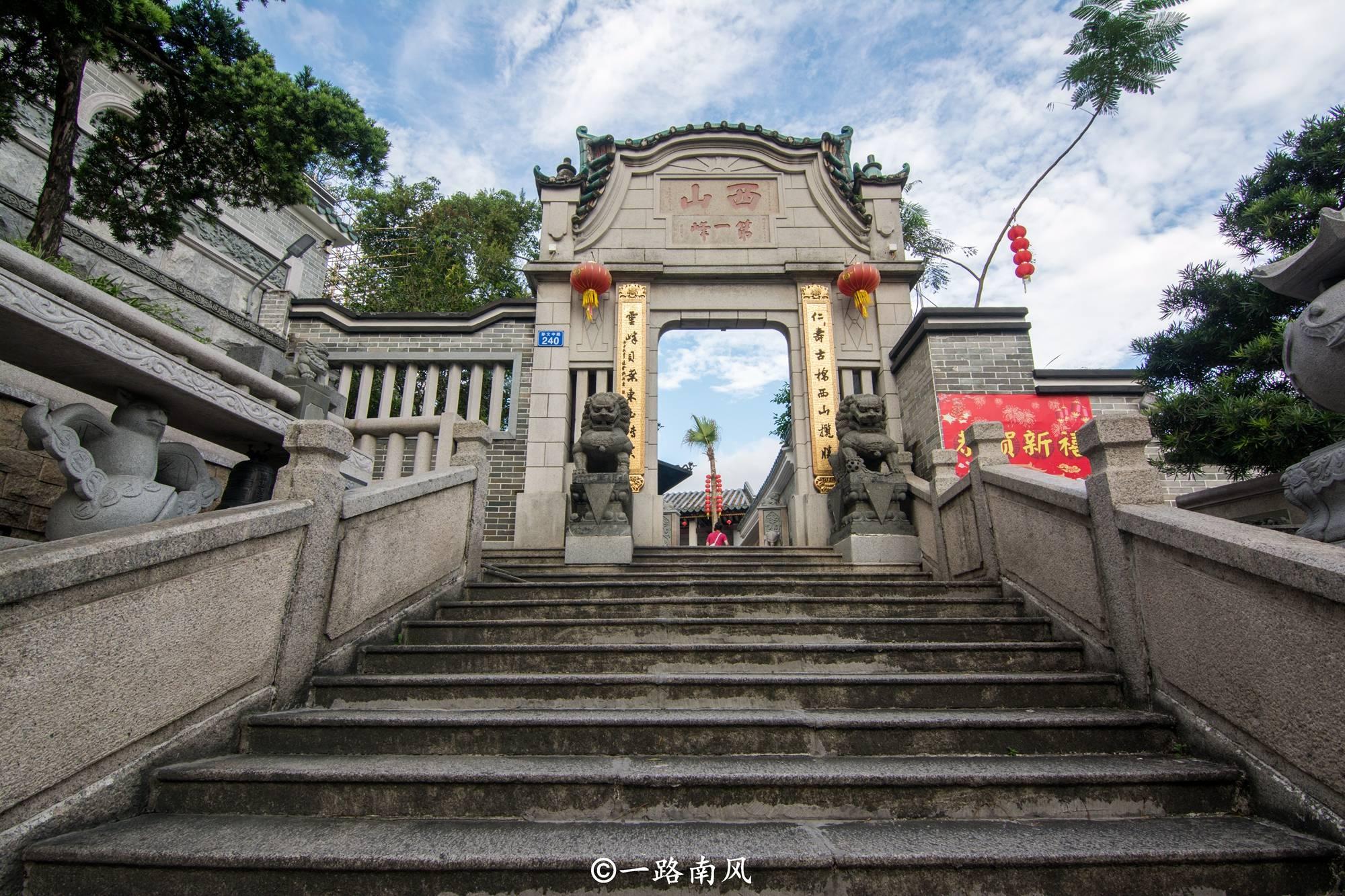 广东四小虎之一,因伟人而改名中山县,这些景点充满年代感