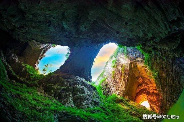 重庆新晋5A级景区,可体验古镇地下暗河,还被誉为黔江小三峡