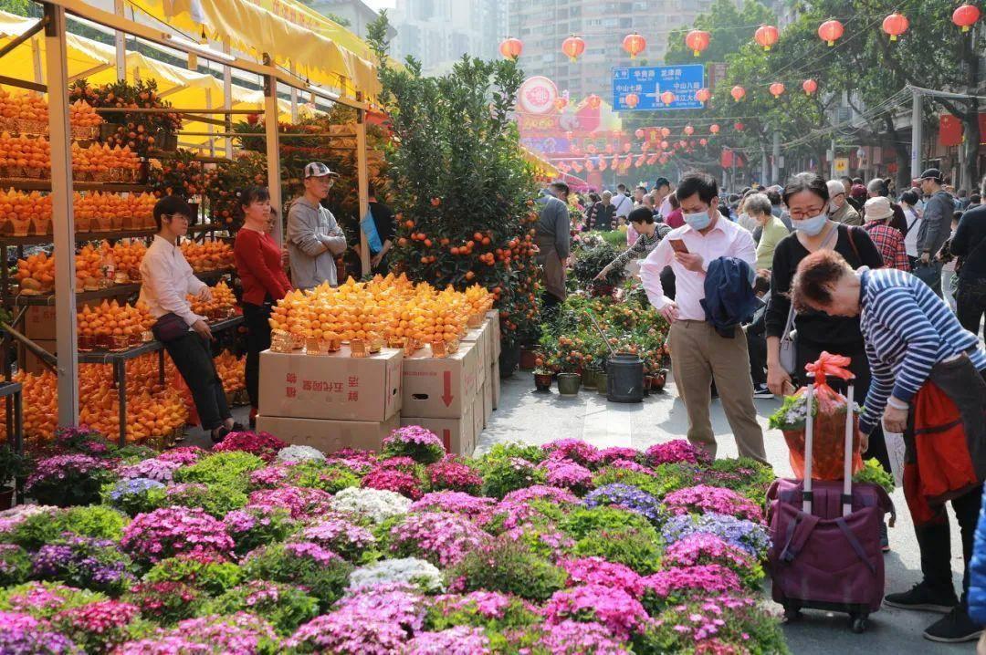 中国6大花市,全国最大的花卉批发市场介绍~