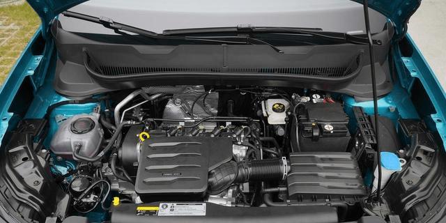 独创阴影检测1.5L发动机,安全配置丰富