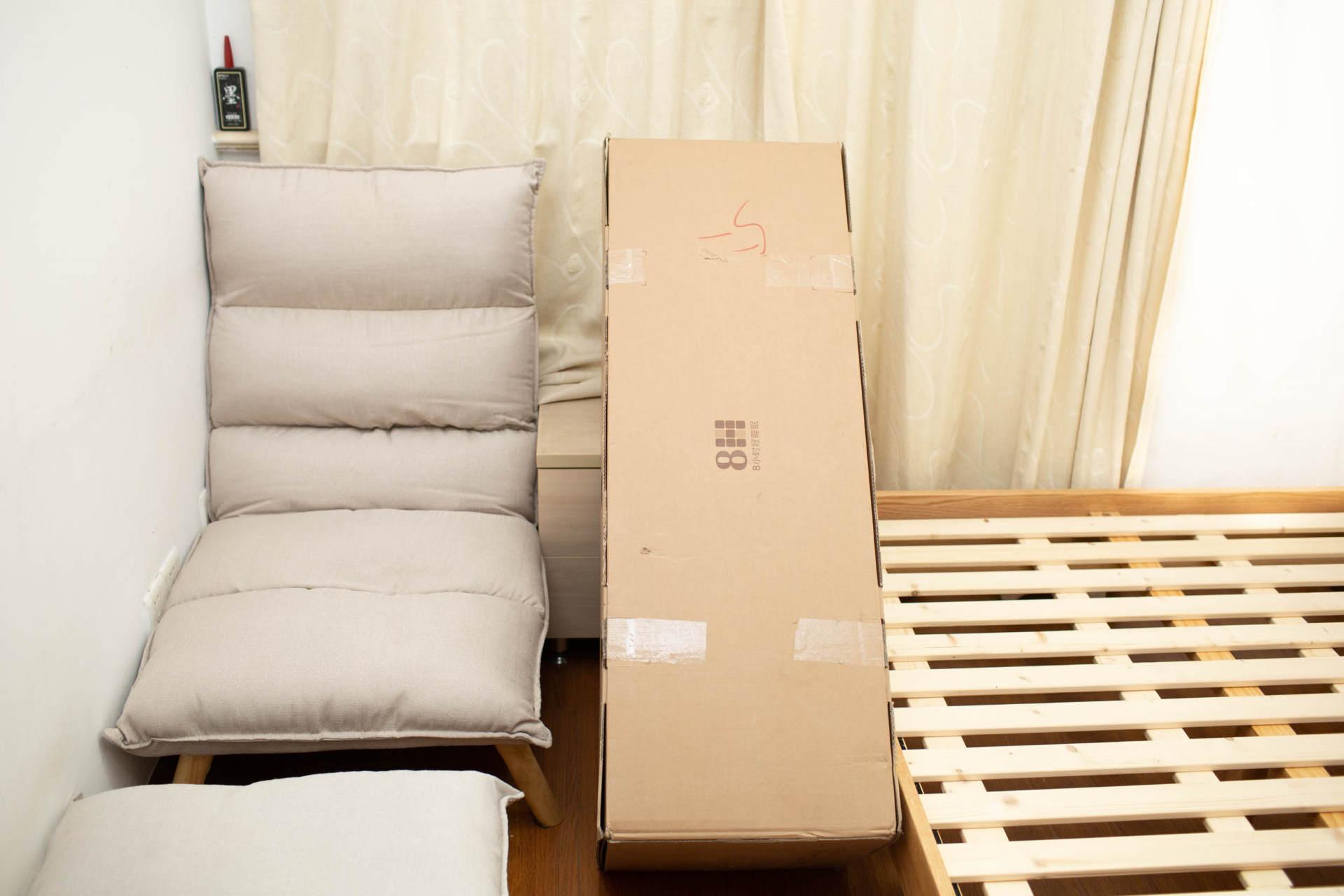 软硬两面,易于护理,8H乳胶床垫2体验