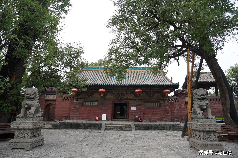 山西平遥有个冷门寺庙,比灵隐寺小众太多,还可看到1000多年的建筑