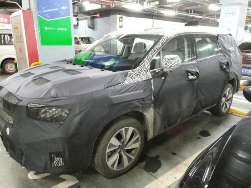 原码KX11吉利新款中型SUV不会输给汉兰达吧?