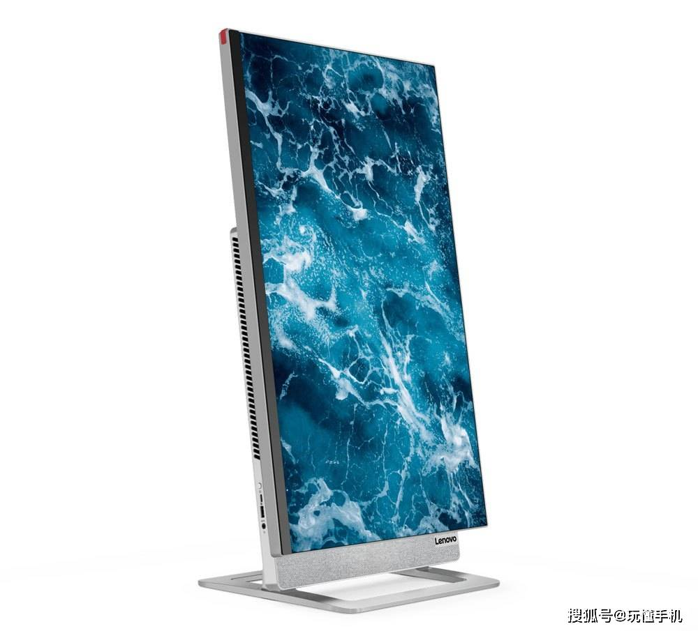 原创             联想发布CES 2021新品「Lenovo Yoga AIO 7」一体机