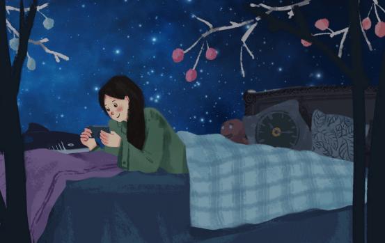 睡前玩手机真的伤眼吗?眼疲劳不是好事