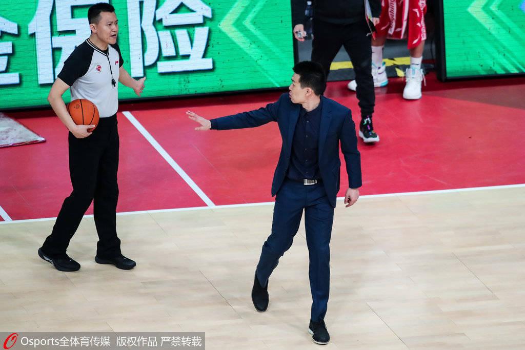 未管理好赛场情绪 胸印北京须担负城市期望