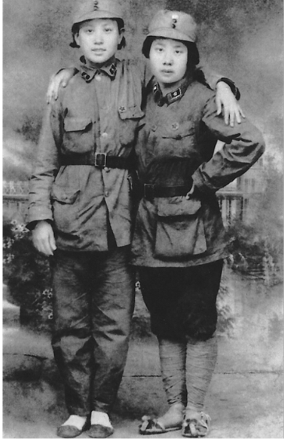 林总是开国元帅,1942年在苏联,他与张梅离婚了