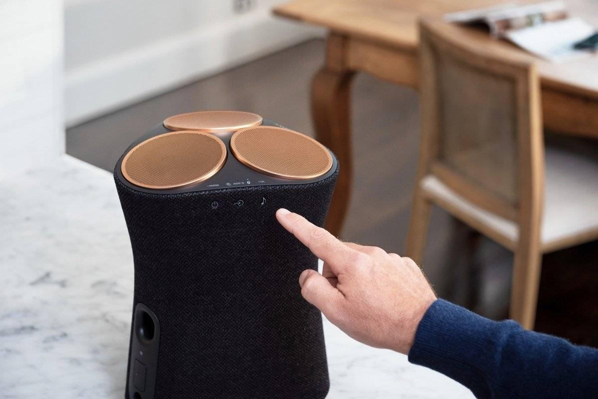 索尼推出了两款家庭音响,支持 360 Reality Audio 临场音效