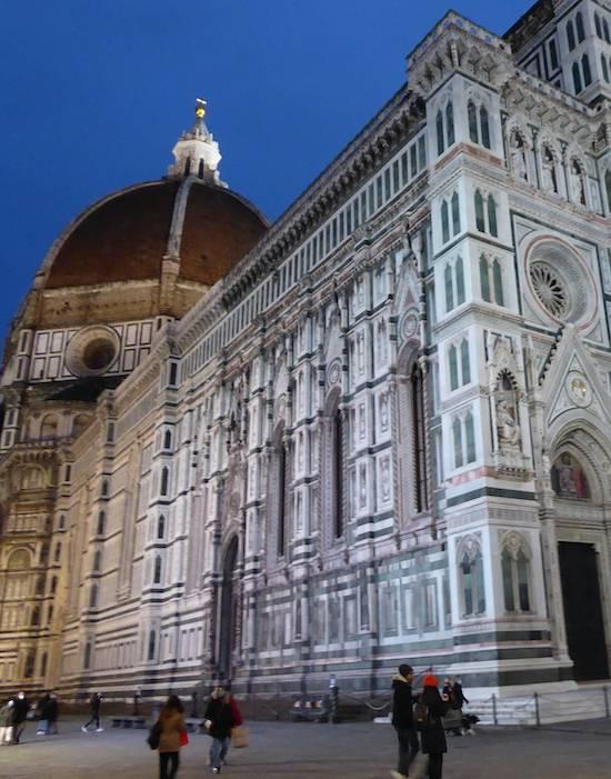 实拍疫情期间的佛罗伦萨 回味中世纪欧洲文艺的辉煌