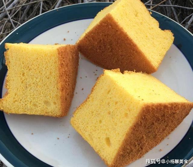 不管做什么蛋糕,牢记这3个要点,香甜松软不塌陷,想失败都难