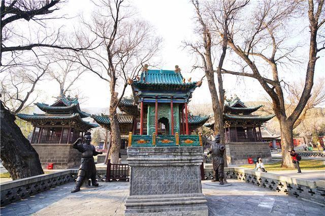 中国最早的皇家园林在太原,山西的简称也因为这里而得名  第3张
