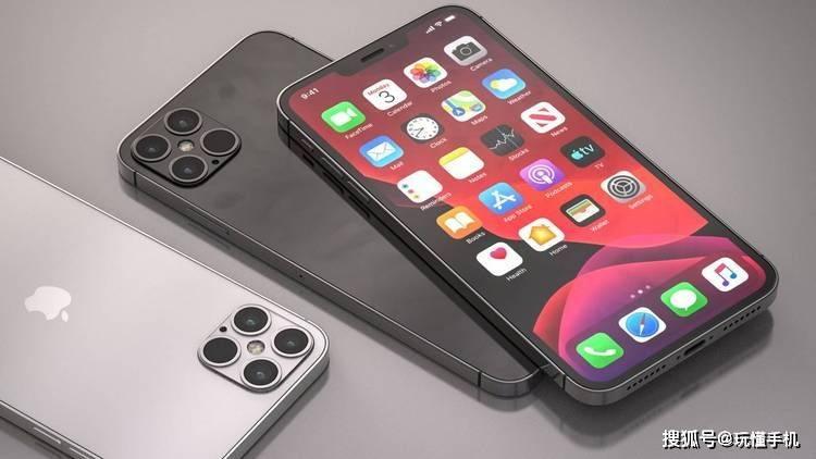 iPhone 13 又曝新消息:刘海收窄,摄像头模组不变