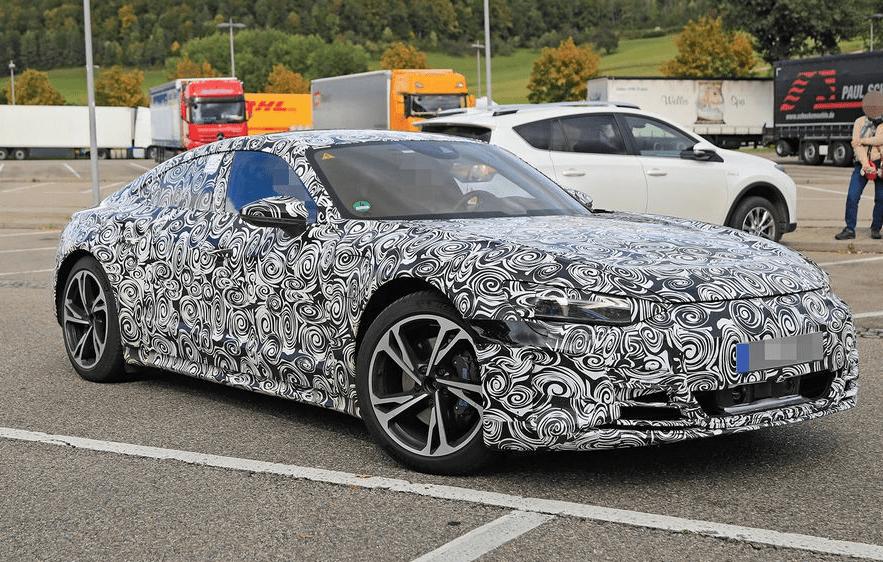 奥迪E-Tron GT将很快从原价10万欧元开始发售