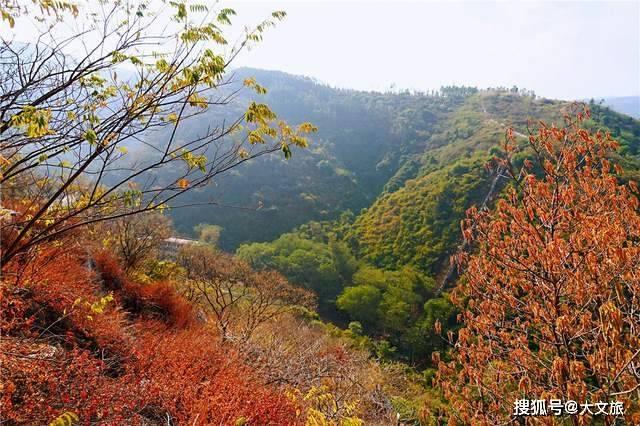 开远南洞风景区:一天之内领略到四季分明的景色