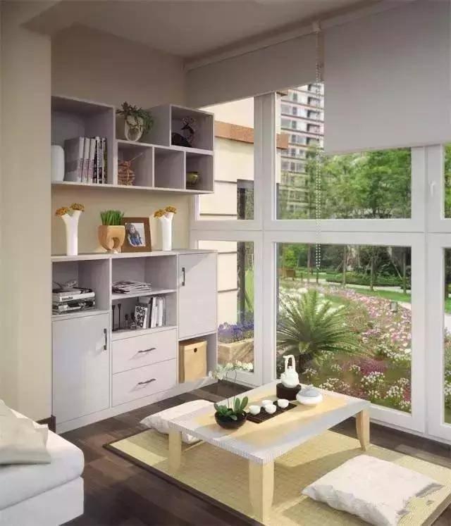 新邻居这样设计阳台,真是太实用了,小区业主看了都纷纷来效仿!