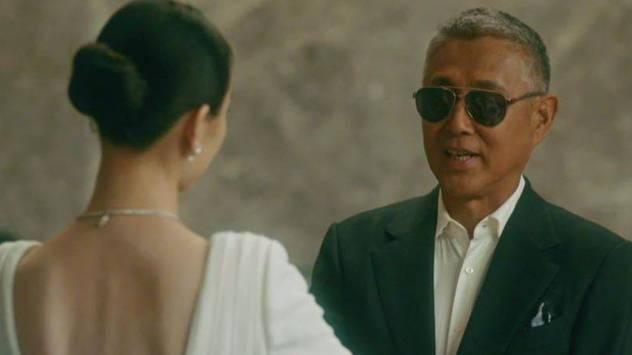 朱锁锁谢宏祖结婚,叶谨言却感觉像嫁女儿,倪妮陈道明演技绝了  第2张