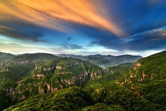 """河南新安县中被誉为""""中华远古第一都""""的景区,你竟然还没去过?"""