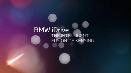传承与创新全新宝马iDrive来了!