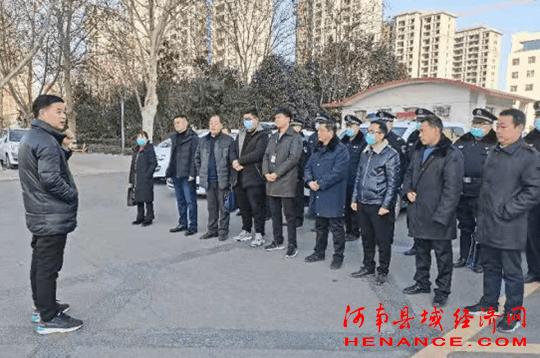 """叶县开展""""扫黄打非""""联合行动 全力净化春节期间文化环境"""