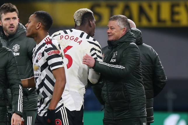 原创             索帅为曼联进球被取消爆粗!赞博格巴是冠军,现在最适合打利物浦