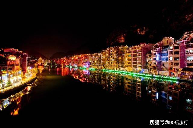 贵州与凤凰古城媲美的古镇,市井气息浓厚还免门票,距机场90公里