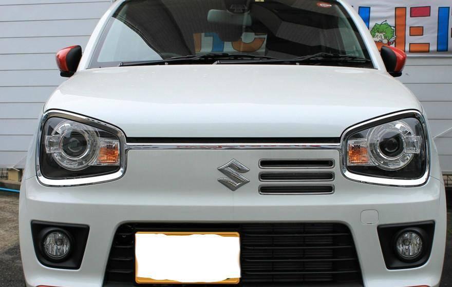 原来的铃木新奥托出现了,四缸发动机油耗3.1L,比飞度漂亮,还是6万