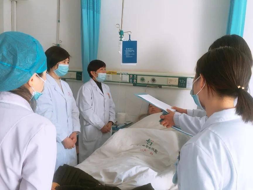 服务下基层,常德市妇幼保健院开展医联体义诊活动