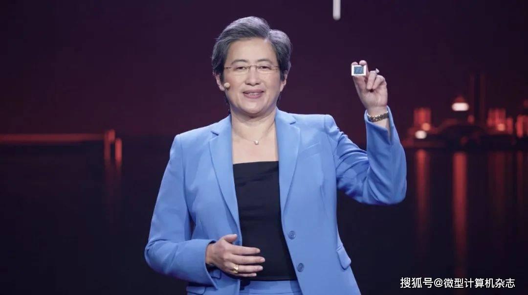 """""""禅三""""核心架构来了!AMD宣布推出锐龙5000系列移动处理器家族"""