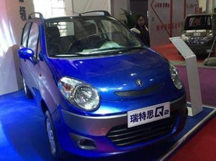 奇瑞QQ原创电动版罢工!它的续航里程超过550公里
