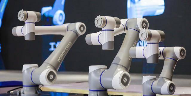 跃江科技完成3.2亿元融资,定义了协作机器人新类别