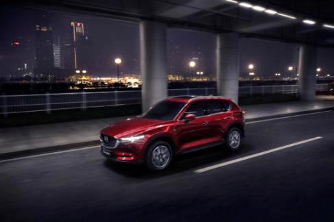 面值与实力并存,马自达CX-5引领SUV新潮流