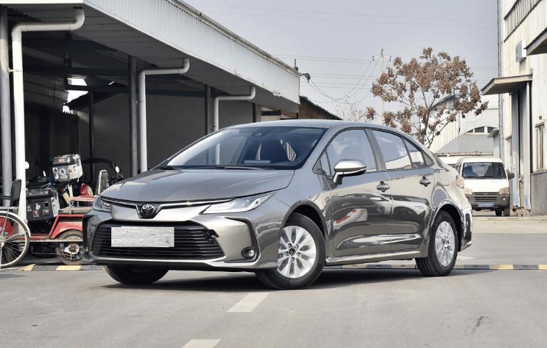 原价10.98万,新款卡罗拉加1.5L三缸动力。这车还能火吗?