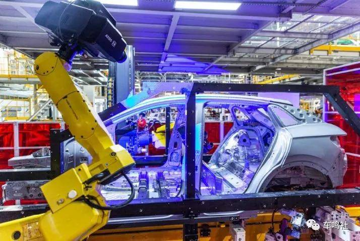 智电之旅由此开启 上汽大众新能源汽车工厂抢先看——智能工厂篇