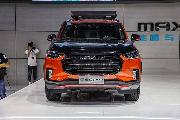 最初也是最受期待的越野巅峰车型,480牛米硬座SUV
