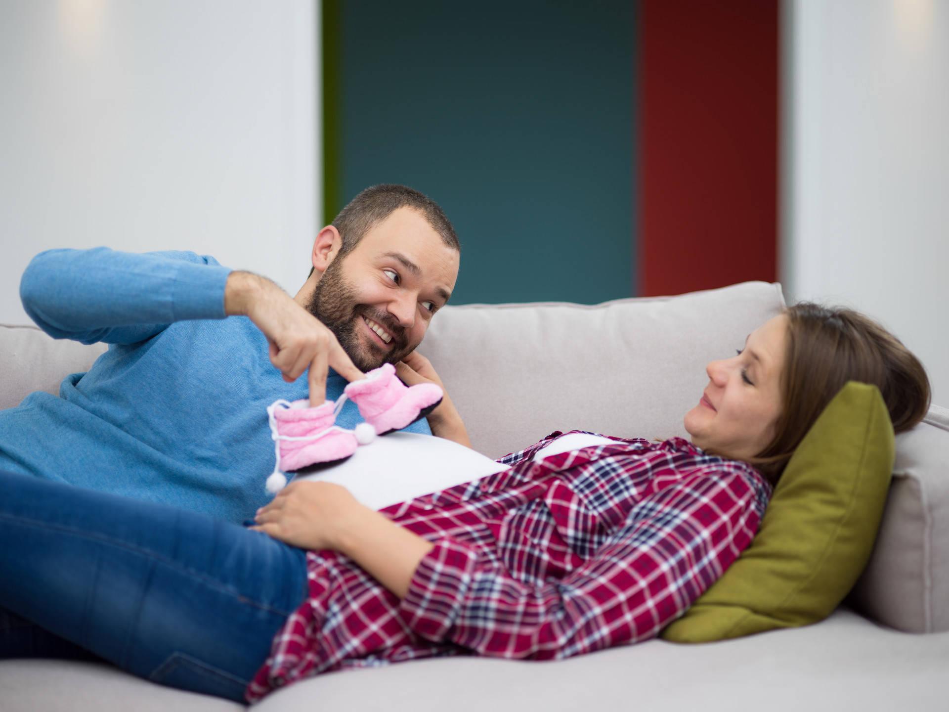 怀孕之后,胎儿把妈妈的内脏挤到哪去了?十张高清图带你了解