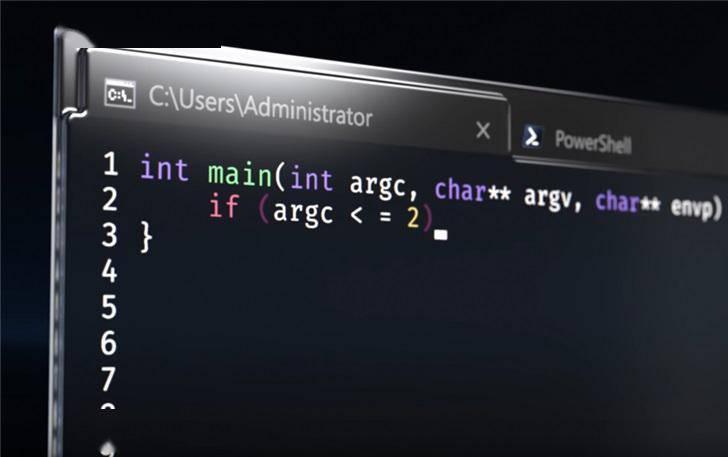 微软命令行终端工具  Windows Terminal 1.0 正式发布