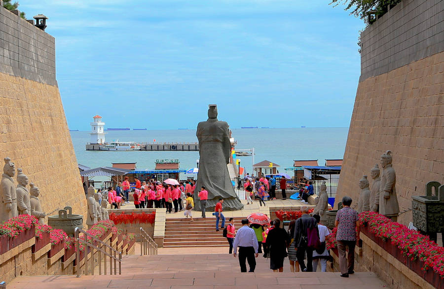 秦皇岛,不仅是一座北方沿海小城