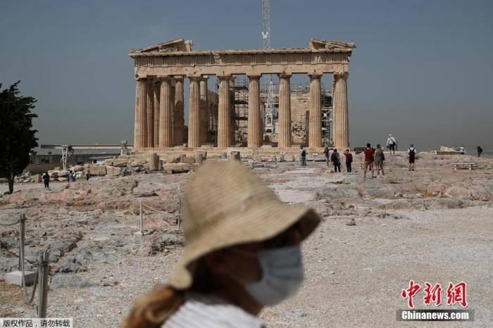 希腊旅游旺季将来临 从6月中旬起向19国游客开放