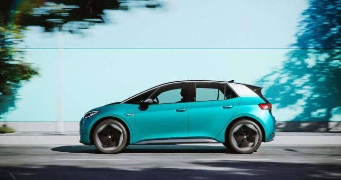 大众ID电动汽车将采取全新的线上销售模式