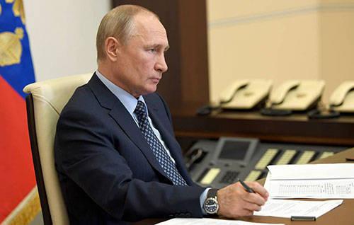 普京警告:俄罗斯今秋或遭遇第二波疫情 要做好应对准备