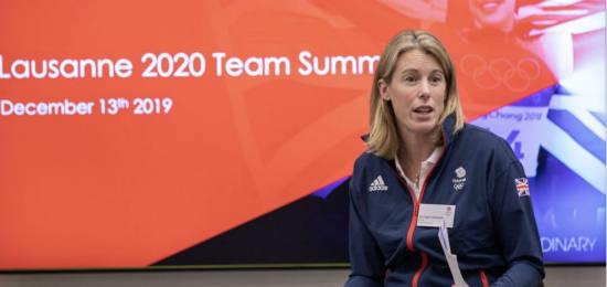 女团长!北京冬奥会英国代表团掌门人新鲜出炉