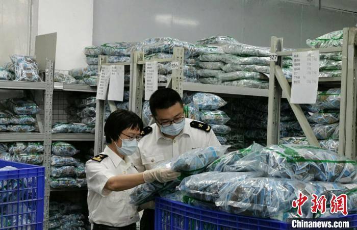 广州关区中药材出口增长迅猛 出口货值居全国首位