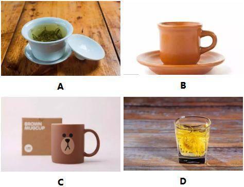 测试:选择一个喜欢的杯子!