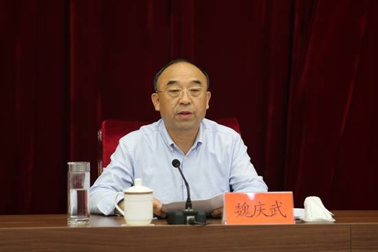 魏庆武被罢免山西长治市人大代表职务,代表资格终止