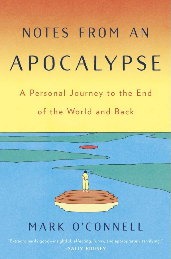 马克·奥康奈尔@托比·利希蒂希评《末日笔记》︱灾难的想象性共谋,