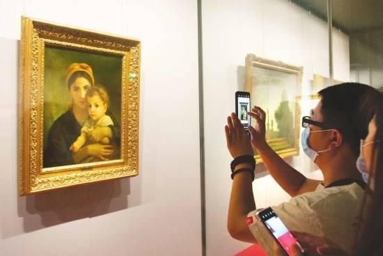 『湖南省博物馆』湖南省博物馆2020年首个特展:可遇见莫奈、伦勃朗,