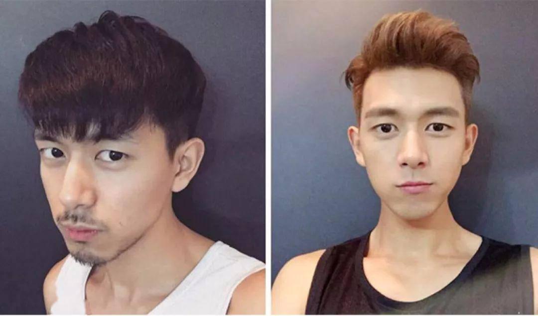 2020年最值得剪的16款男生发型_齐刘海图片