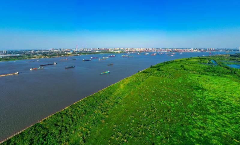 2021长江经济带经济总量_长江经济带发展图片