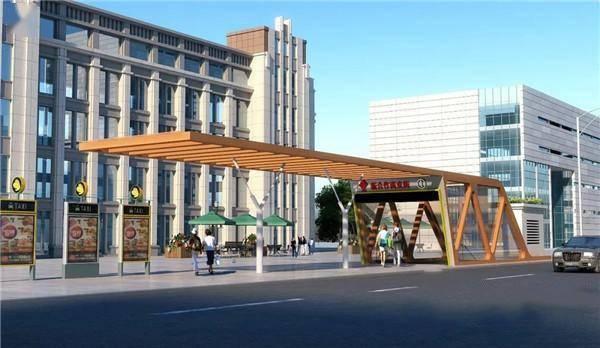 孝感城站路地下空间项目二期6月最新工程进度