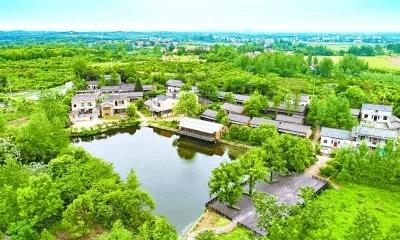 新洲一地上榜!武汉今年着力打造汉派乡